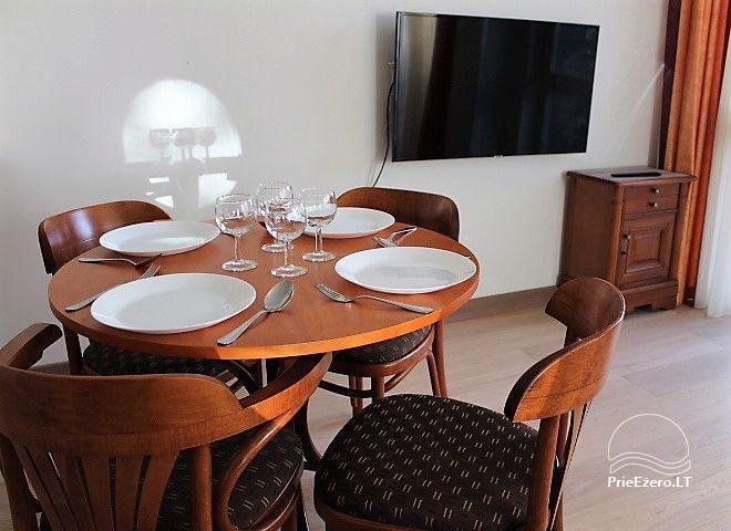 """Jaukūs """"Sunny forest"""" apartamentai Druskininkuose, unikaliame naujame name - 4"""