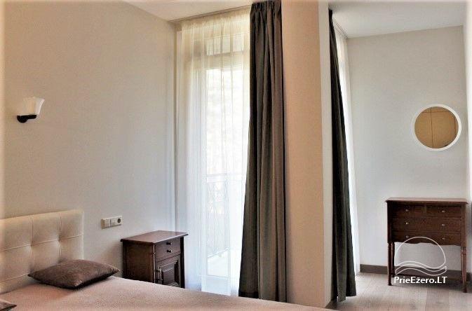 """Jaukūs """"Sunny forest"""" apartamentai Druskininkuose, unikaliame naujame name - 8"""