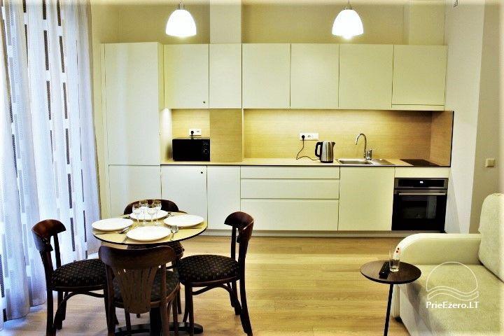 """Jaukūs """"Sunny forest"""" apartamentai Druskininkuose, unikaliame naujame name - 1"""