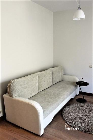 """Jaukūs """"Sunny forest"""" apartamentai Druskininkuose, unikaliame naujame name - 10"""