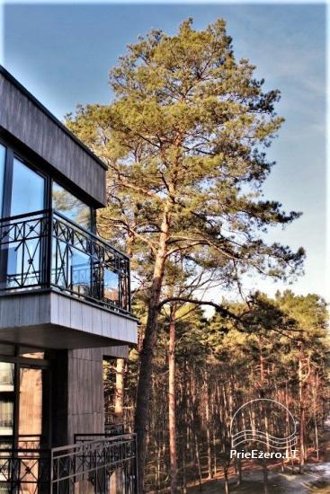 """Jaukūs """"Sunny forest"""" apartamentai Druskininkuose, unikaliame naujame name - 3"""