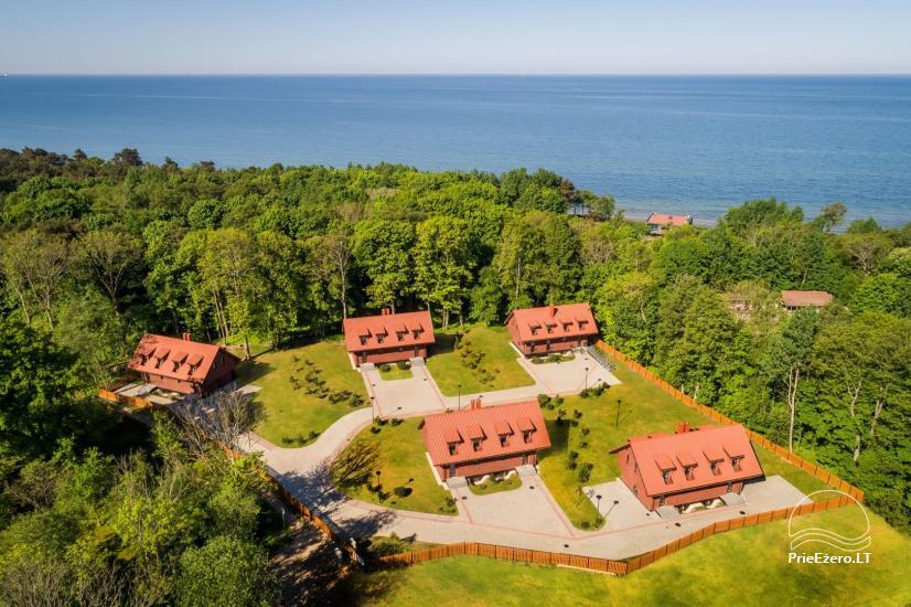 Amberton villas - tik 100 m. iki jūros!!! - 1