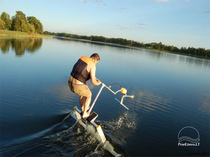 Sodyba Molėtų rajone prie Galuonų ežero Danutės pirtis - 23