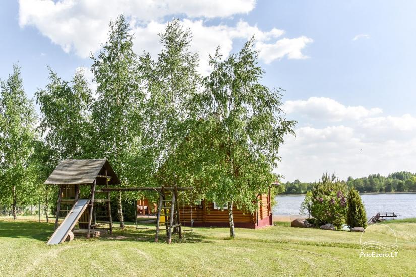 Sodyba Molėtų rajone prie Galuonų ežero Danutės pirtis - 6