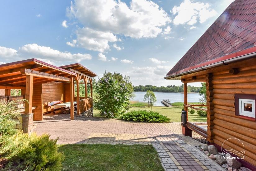 Sodyba Molėtų rajone prie Galuonų ežero Danutės pirtis - 5
