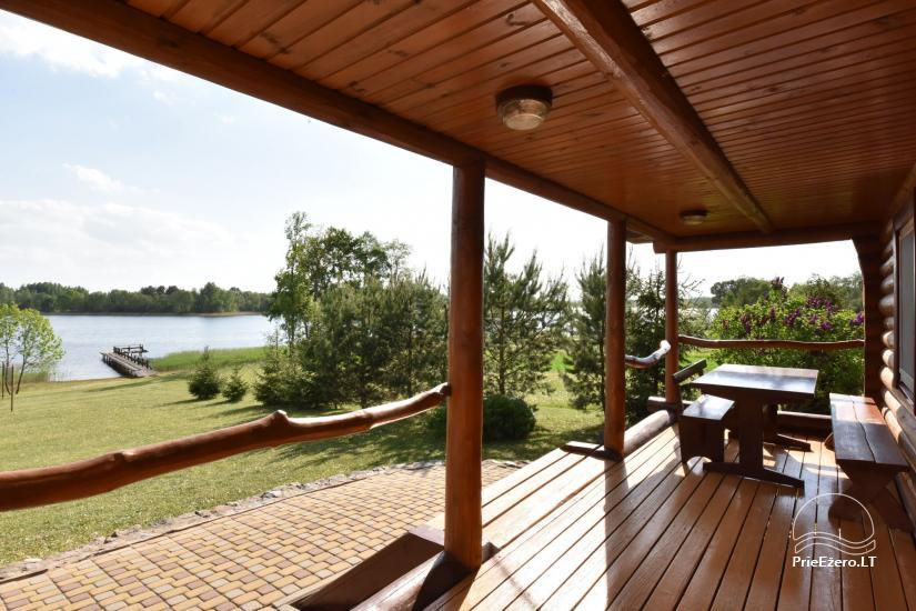 Sodyba Molėtų rajone prie Galuonų ežero Danutės pirtis - 10