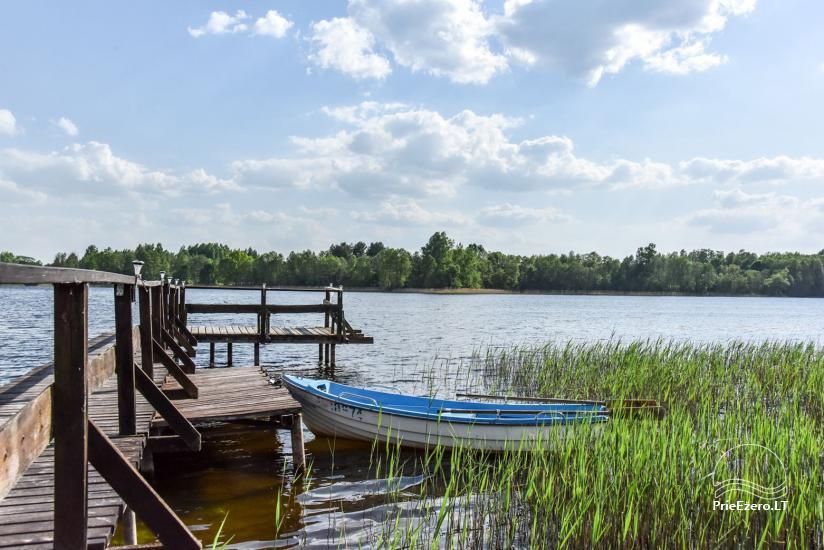 Sodyba Molėtų rajone prie Galuonų ežero Danutės pirtis - 28