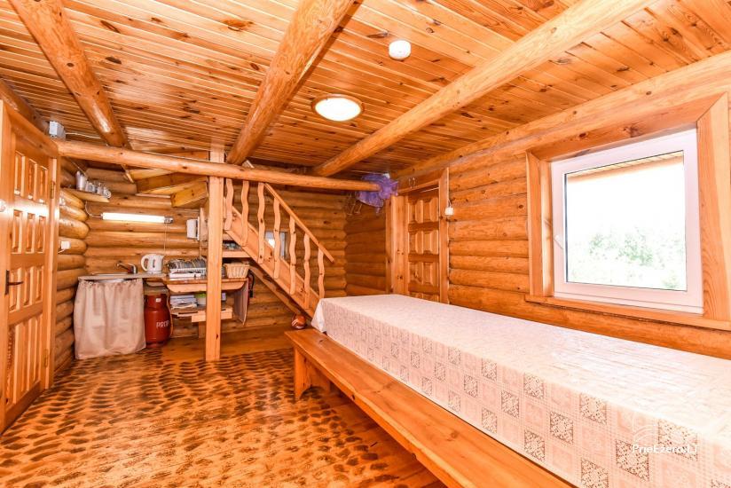 Sodyba Molėtų rajone prie Galuonų ežero Danutės pirtis - 11