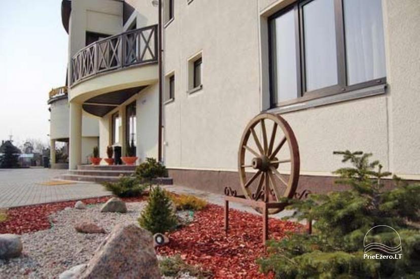 Viešbutis MORENA *** - konferencijoms, vestuvėms, jubiliejams šalia jūros - 2