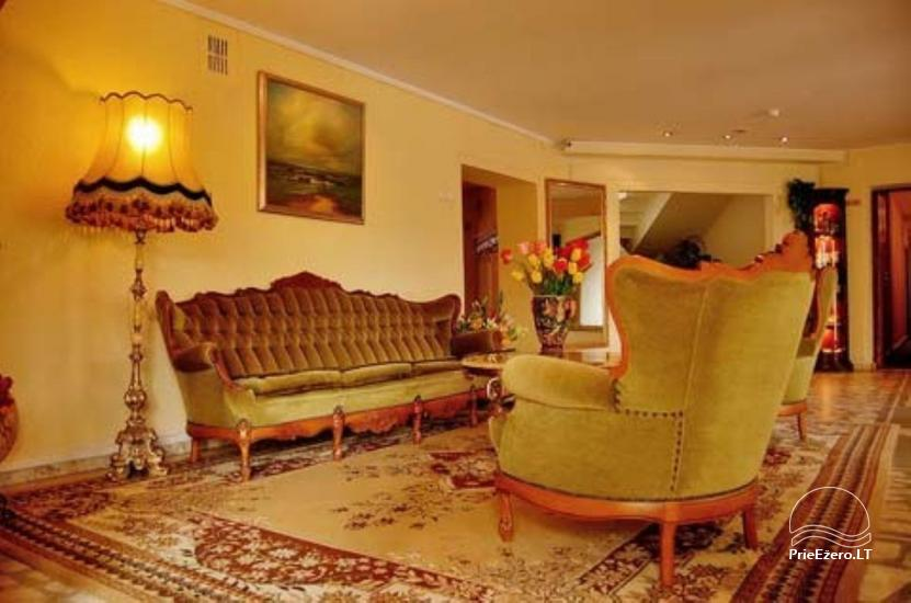 Viešbutis MORENA *** - konferencijoms, vestuvėms, jubiliejams šalia jūros - 4