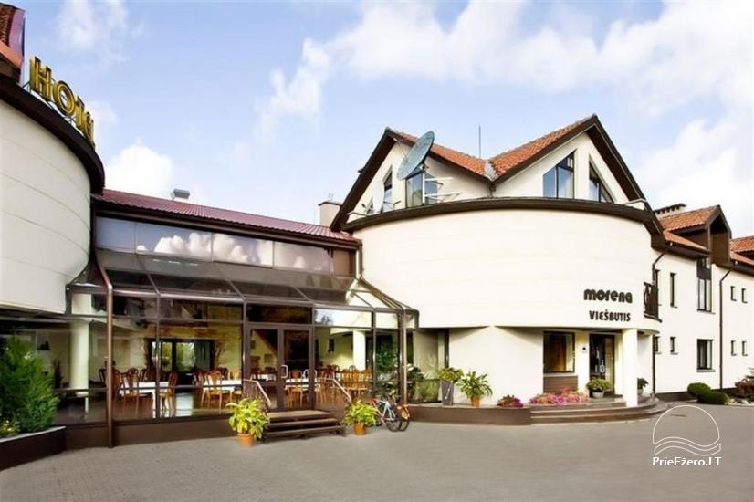 Viešbutis MORENA *** - konferencijoms, vestuvėms, jubiliejams šalia jūros - 1