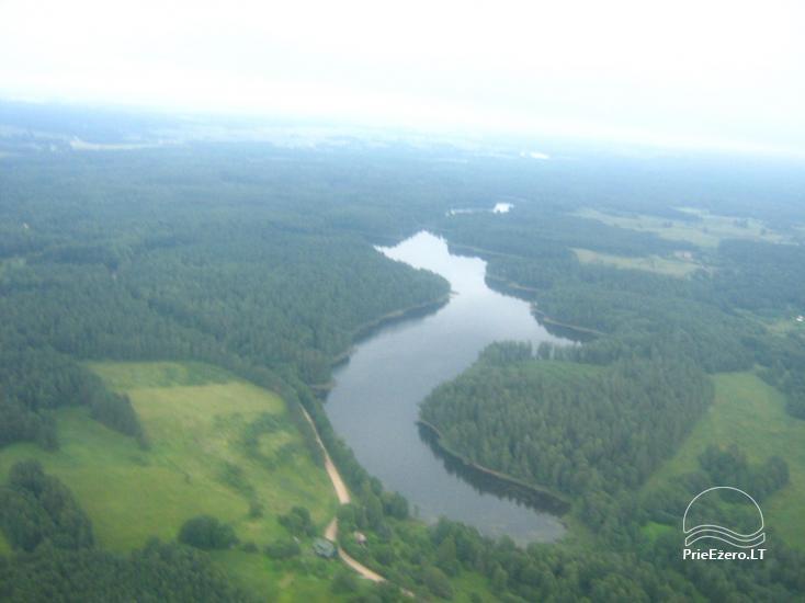 """Namelis - atskira sodyba ant ežero kranto """"Vidūnų sodyba"""" - 7"""