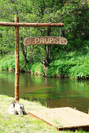 Paupio sodyba Šalčininkų raj. prie Merkio upės - 2
