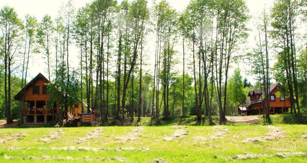Paupio sodyba Šalčininkų raj. prie Merkio upės - 3