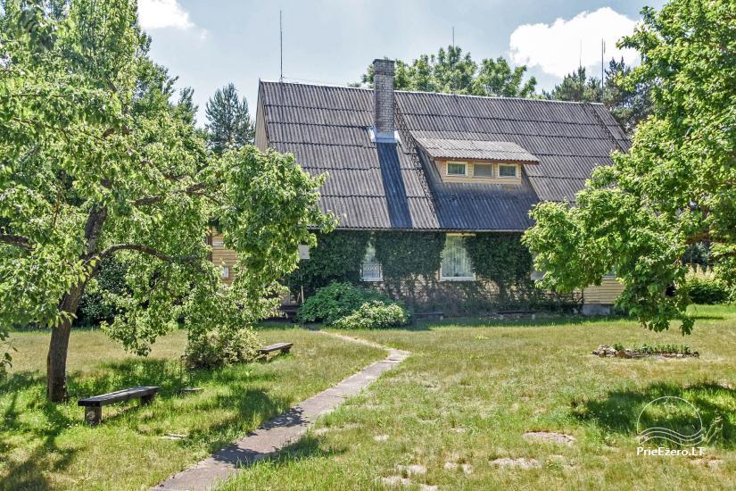 """Kambarių nuoma – Sodyba """"VARSBERGI"""" 100 m iki Papės ežero - 2"""
