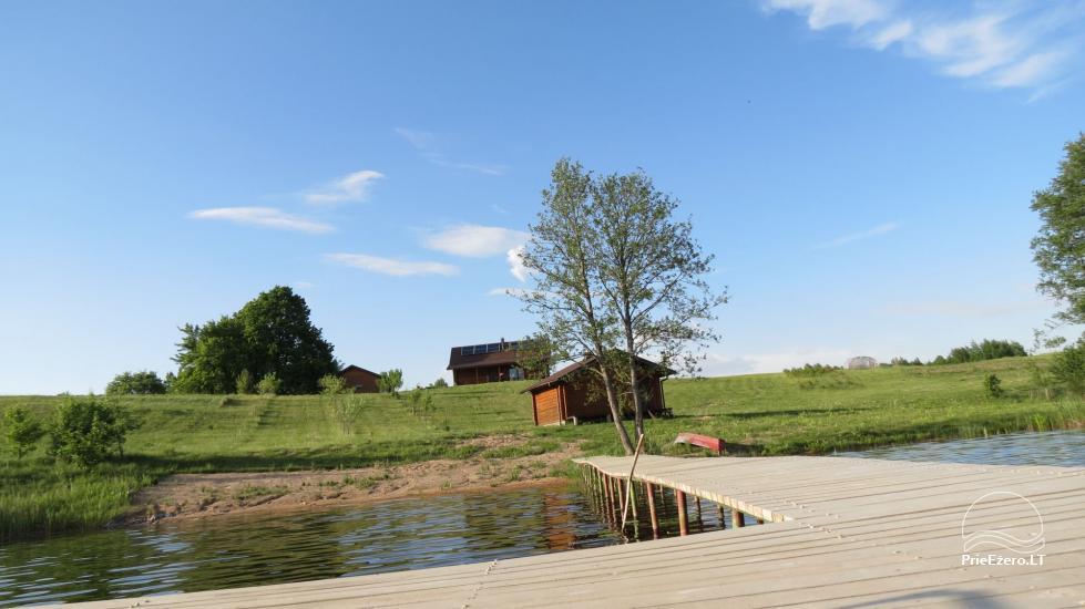 Sodyba Molėtų rajone prie Pakamunės ežero - 4