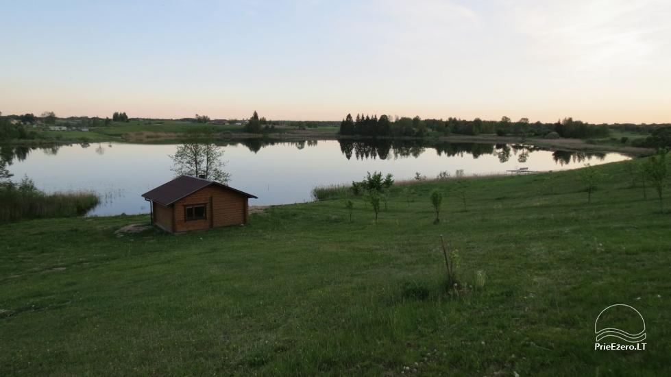 Sodyba Molėtų rajone prie Pakamunės ežero - 6