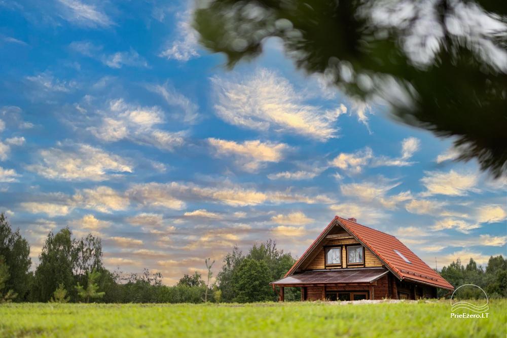 NerDas villa SPA & Resort Zarasų rajone - ramiam, romantiškam poros poilsiui, SPA - 2