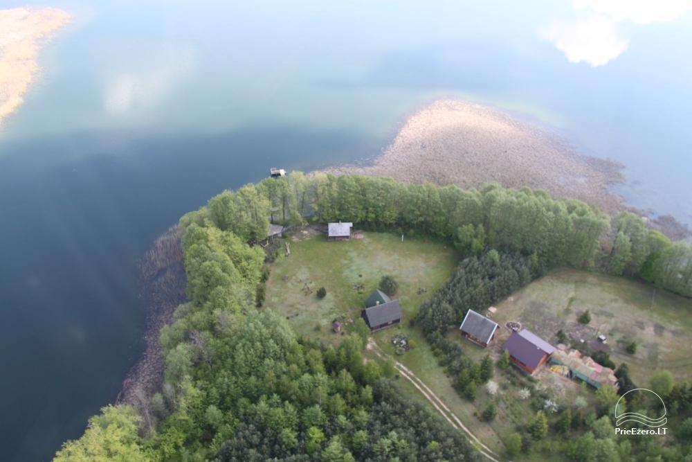 Sodyba ant Galsto ežero kranto Lazdijų rajone - 2
