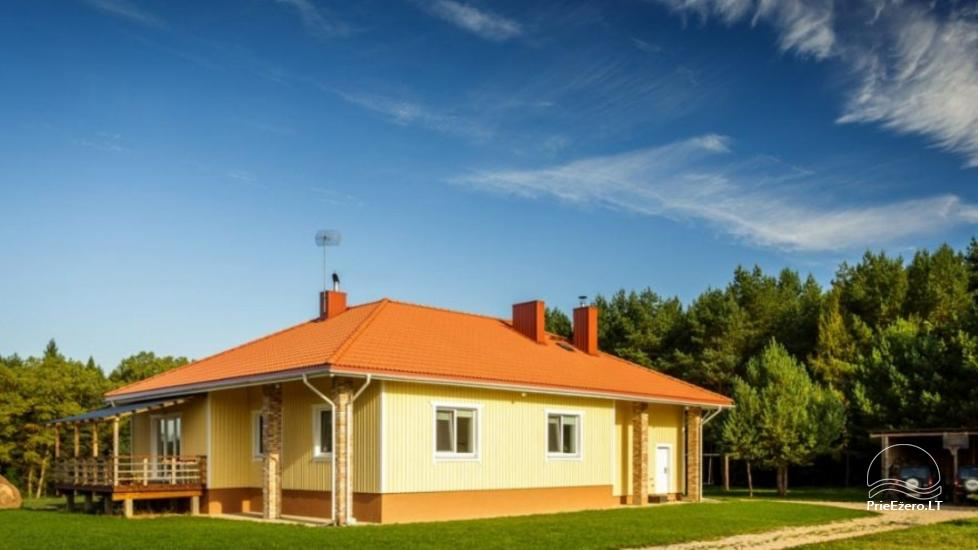 """Sodyba–vila """"Bugeniai"""", 2 km. nuo Ukmergės - 2"""
