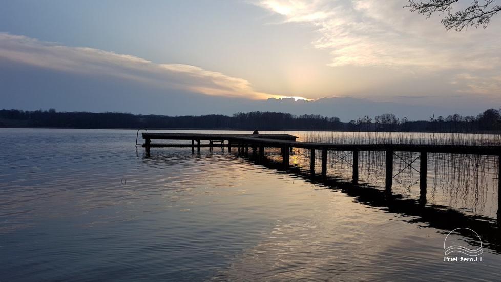 Sodyba Kaišiadorių rajone prie Švenčiaus ežero, sodyba Švenčius - 8