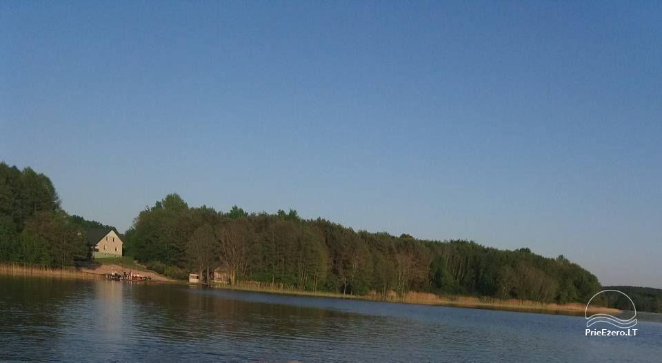 Sodyba Kaišiadorių rajone prie Švenčiaus ežero, sodyba Švenčius - 9