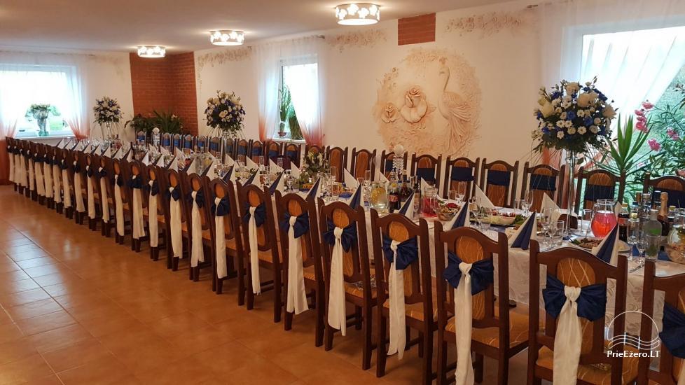 Sodyba Kaišiadorių rajone prie Švenčiaus ežero, sodyba Švenčius - 6