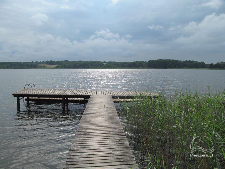 Sodyba Kaišiadorių rajone prie Švenčiaus ežero, sodyba Švenčius - 11