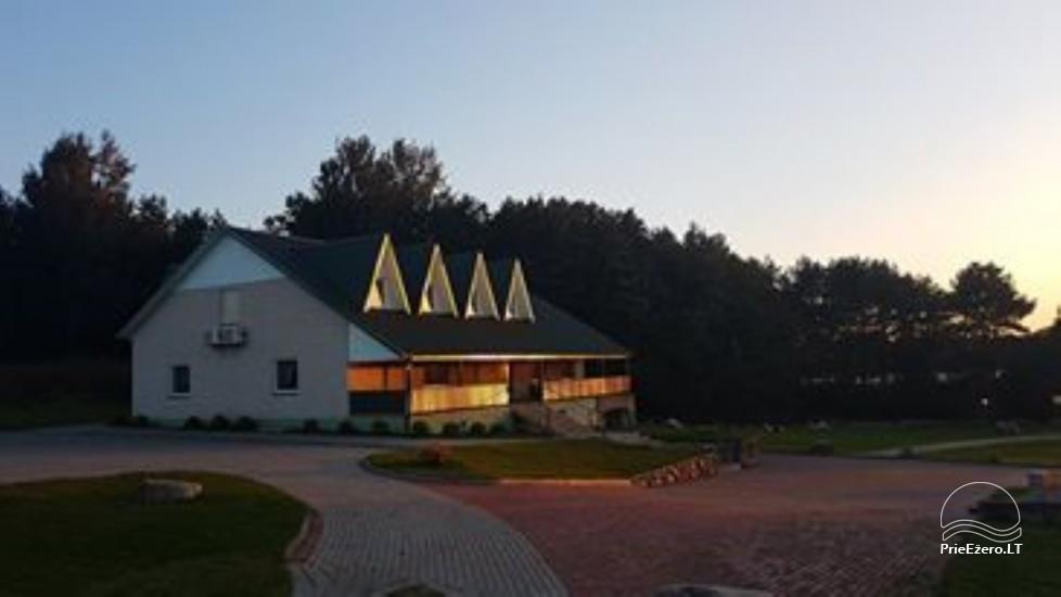 Sodyba Kaišiadorių rajone prie Švenčiaus ežero, sodyba Švenčius - 2