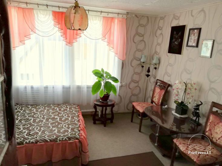 Kambarių nuoma Bištone: prie Eglės sanatorijos, Wi-Fi, kabelinė, priimam su augintiniais - 2