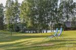 """Rąstinis namas ir pirtis prie Auslo ežero Zarasų rajone – sodyba """"AUSLA"""" - 10"""