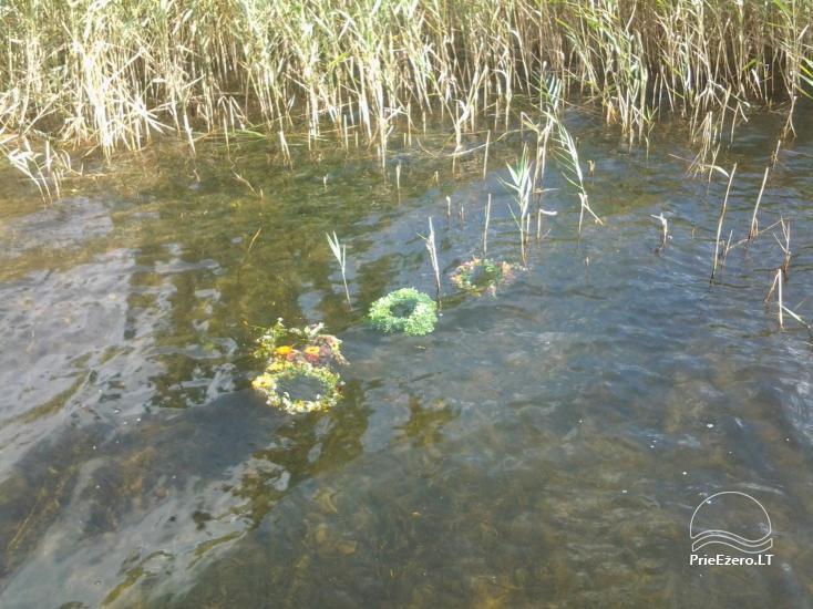 Sodyba Ežero bangelė prie Beržoro ežero, Platelių priemiestyje - 14