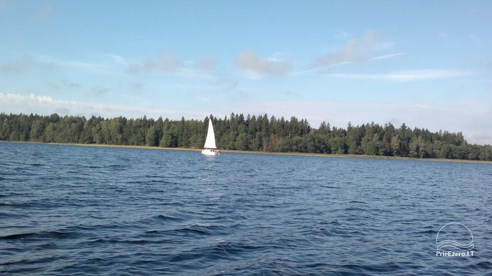 Sodyba Ežero bangelė prie Beržoro ežero, Platelių priemiestyje - 11