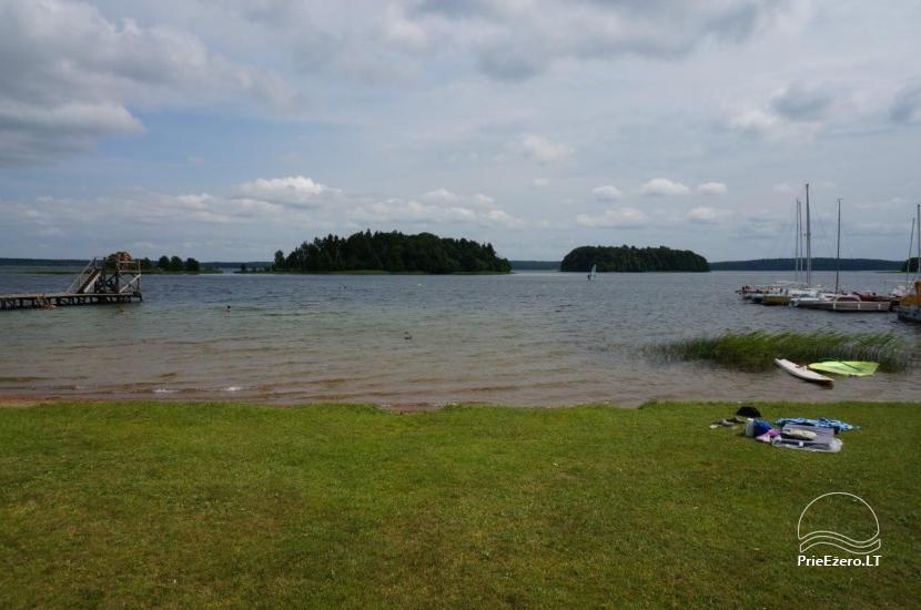 Sodyba Ežero bangelė prie Beržoro ežero, Platelių priemiestyje - 9