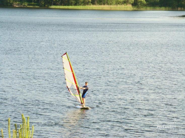 Sodyba Ežero bangelė prie Beržoro ežero, Platelių priemiestyje - 10