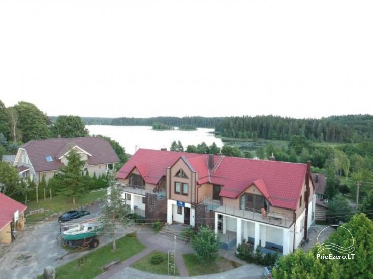 """Vila """"Auksinė gervė"""" prie Platelių ežero - 1"""