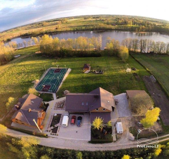 Sodyba Utenos rajone prie Lukno ežero - 2