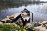 Namelis/pirtis Utenos raj. prie Politiškio ežero - 6
