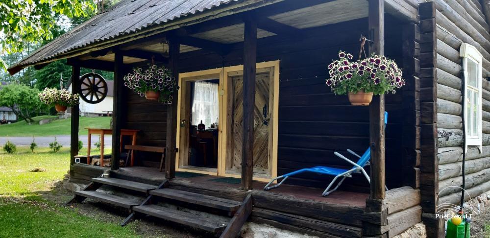 Nuomuojamas namelis - senovinis svirnas - prie Baluošo ežero - 5