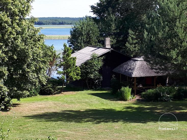 Namelis Ignalinos raj. prie Luodžio ežero Kūlinė - 1