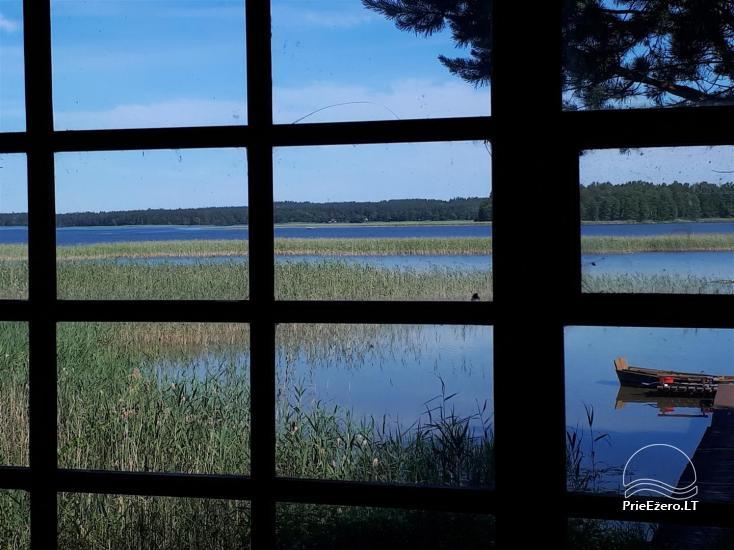 Namelis Ignalinos raj. prie Luodžio ežero Kūlinė - 2