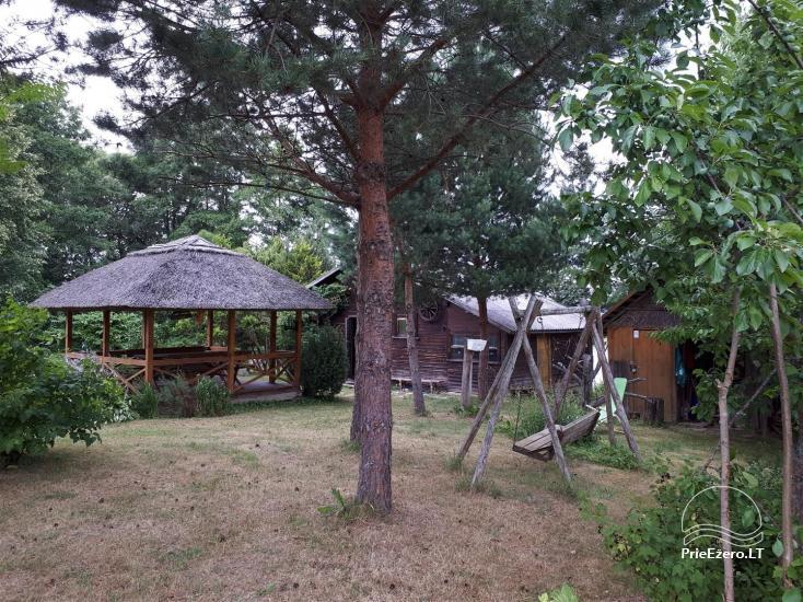 Namelis Ignalinos raj. prie Luodžio ežero Kūlinė - 7
