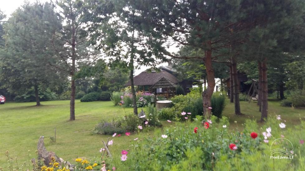 Namelis Ignalinos raj. prie Luodžio ežero Kūlinė - 9