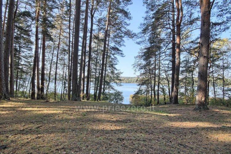 """Poilsio namai """"Srovenos krantas"""" Ignalinos rajone prie Srovenos upės ir Srovinaičio ežero - 30"""