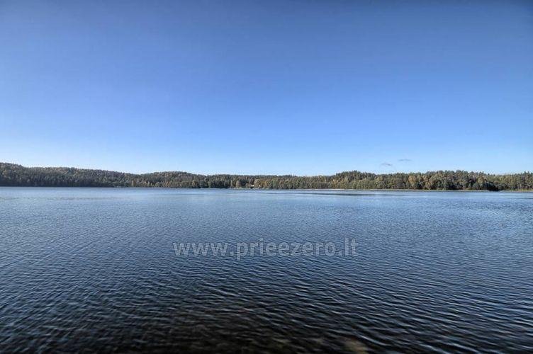 """Poilsio namai """"Srovenos krantas"""" Ignalinos rajone prie Srovenos upės ir Srovinaičio ežero - 29"""