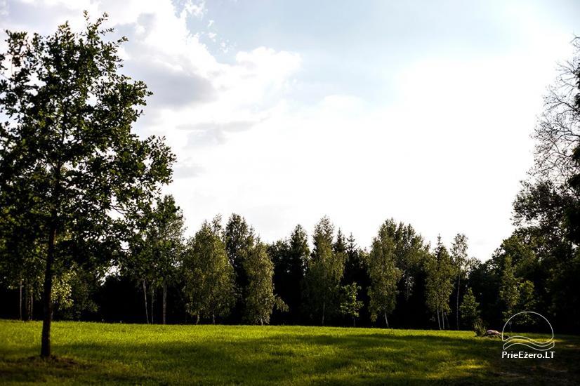 Elnių ūkis ir palapinių stovyklavietė Deer SPA prie Kernavės - 2