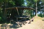 Poilsiavietė-Stovyklavietė prie ežero - PrieDusios.lt
