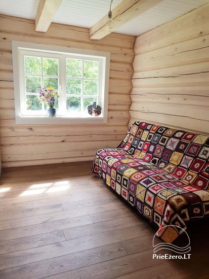 Aviečių vila - Naujas ir jaukus namas laukinėje gamtoje šalia miško - 25