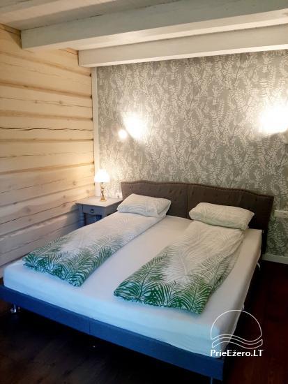 Aviečių vila - Naujas ir jaukus namas laukinėje gamtoje šalia miško - 22