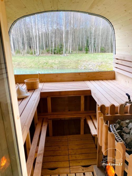 Aviečių vila - Naujas ir jaukus namas laukinėje gamtoje šalia miško - 28